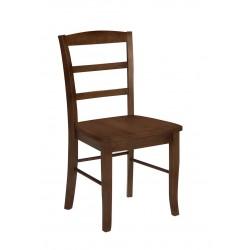 Madrid Chair espresso finish