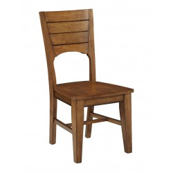 Canyon Full Chair - Pecan Finish
