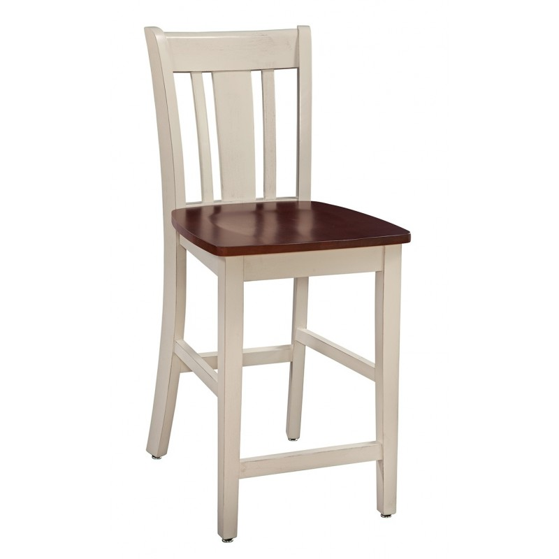 San remo stationary stool for Dining room essentials