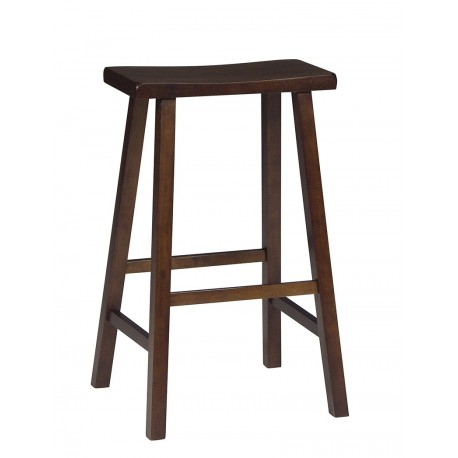 Wooden Saddle Stools (Various)