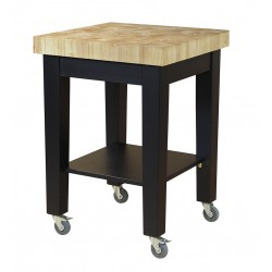 Kitchen Island with Oil Top