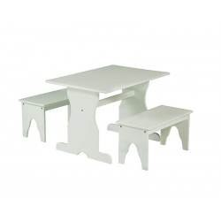 3 Piece Juvenile Bench Set
