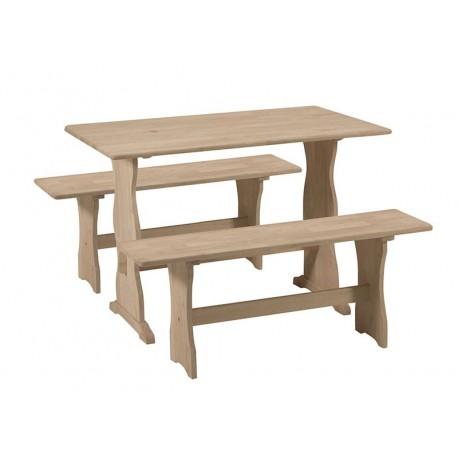 Trestle Table RTF
