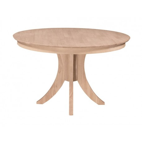 Sienna 48 Round Solid Top Table 30 High