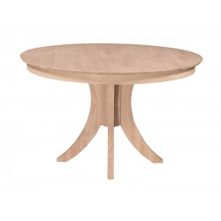 "Sienna 48"" Round Top 36"" High Table"