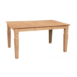Java Butterfly Leaf Dining Table