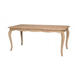 Country French Butterfly Leaf Table 40x60x78