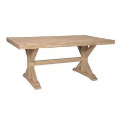 Canyon Trestle Table 40x68