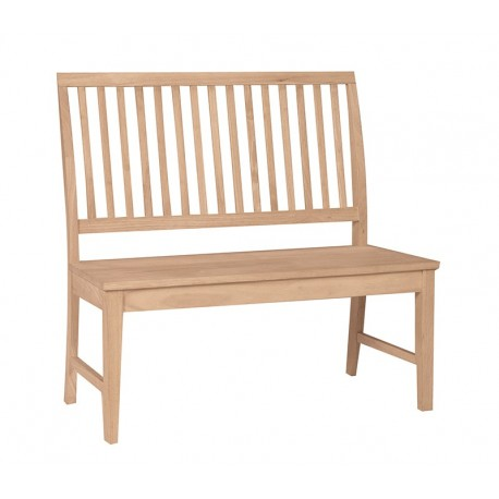 """Mission Bench 42"""" Wide"""