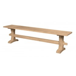 "72"" Wide Trestle Bench"