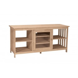 """56"""" Wide Mission Entertainment Stand"""