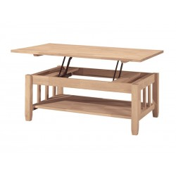 Mission Lift-Top Coffee Table (RTA)