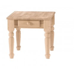 Traditional End Table (RTA)