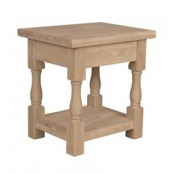 Tuscan End Table (RTA)