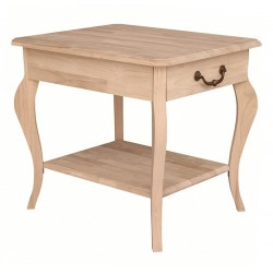 Cambria End Table with Drawer