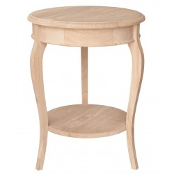 """Cambria 18"""" Round Top Accent Table"""