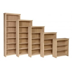 "Shaker Bookcases 32"" Wide Various"