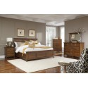 Hudson Bay 5 PC Storage Bed Suite