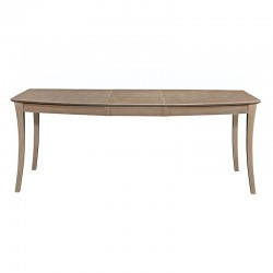 Cosmopolitan Salemo Butterfly Extension Table - Weathered Gray