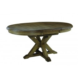 Canyon Extension Pedestal Table