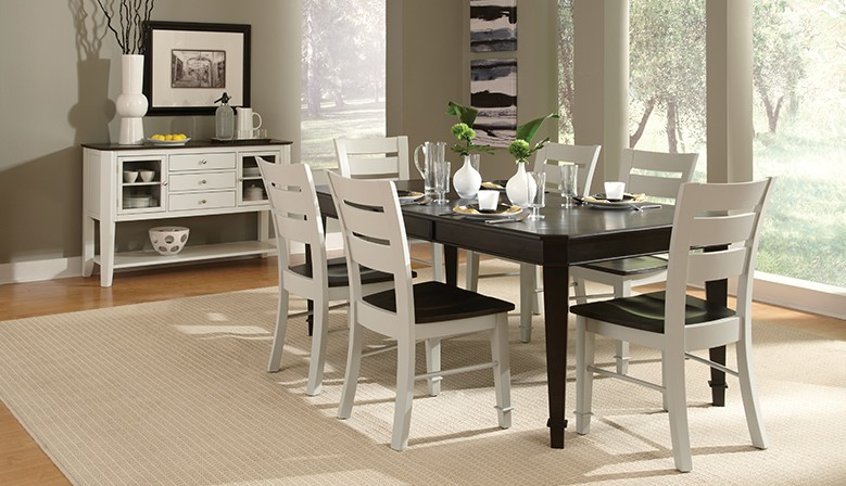 Dining Tables, Chairs, Buffet and Accent items for your home