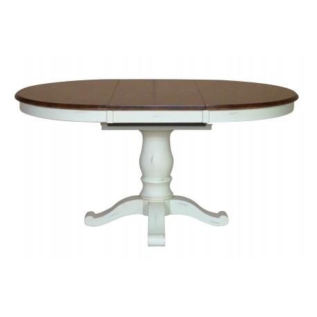 "Bridgeport 42""x42""x60"" Table Top Pedestal Table"