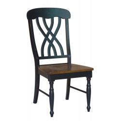Bridgeport Latticeback Chair