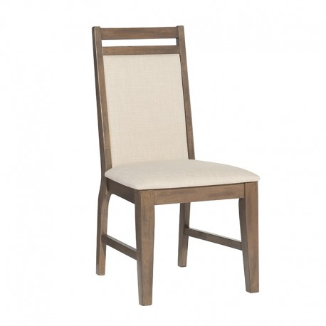 Luxe Upholstered Side Chair