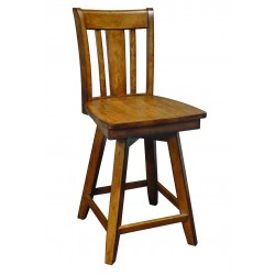 "Canyon 24"" swivel stool"