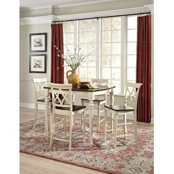 Camden 5 PCS high dining Set