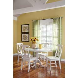 Simply Linen 5 PCS Dining Set