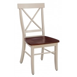 Dining Essentials: Cross Back Chair