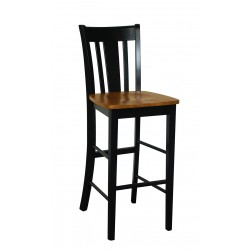 "Dining Essentials: 30"" high San Remo Bar Stool"