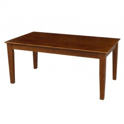 Shaker Coffee Table in Espresso Finish