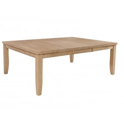 Butterfly Leaf Extension Gathering Dining Table 60x60x80