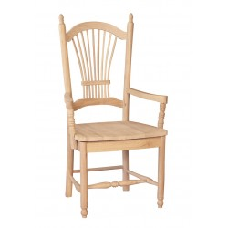 Sheaf Back Arm Chair (Built)
