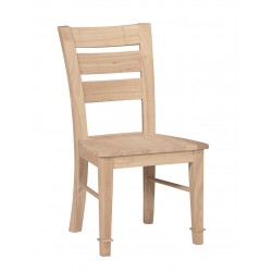 Tuscany Chair with Wood Seat (RTA)