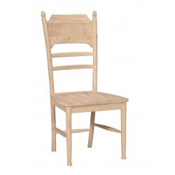 Bridgeport Chair with wood seat
