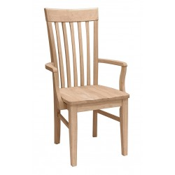 Tall Mission Arm Chair C-465A