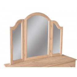 Jamestown Tri-fold  Mirror