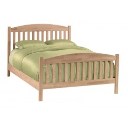 Mission Bed (Twin, Full, Queen or King)