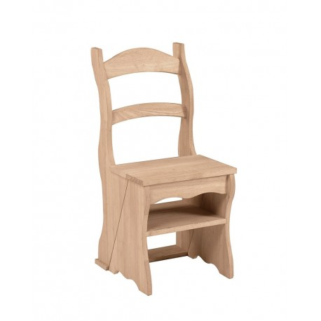 Fold-Over Ladder Chair