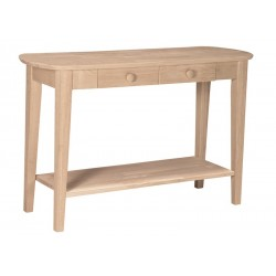 Phillips Oval Sofa Table