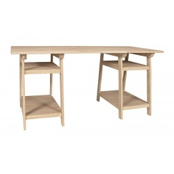 """64"""" Wide Loft Desk"""
