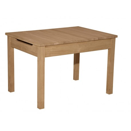 Childs Table with Lift-up Top