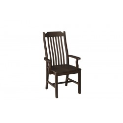 Canyon Mission Arm Chair