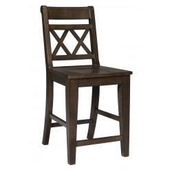 "Canyon 24"" XX Back Stool"